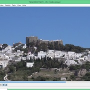 The Castle on Patmos