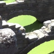 Fresh water cistern